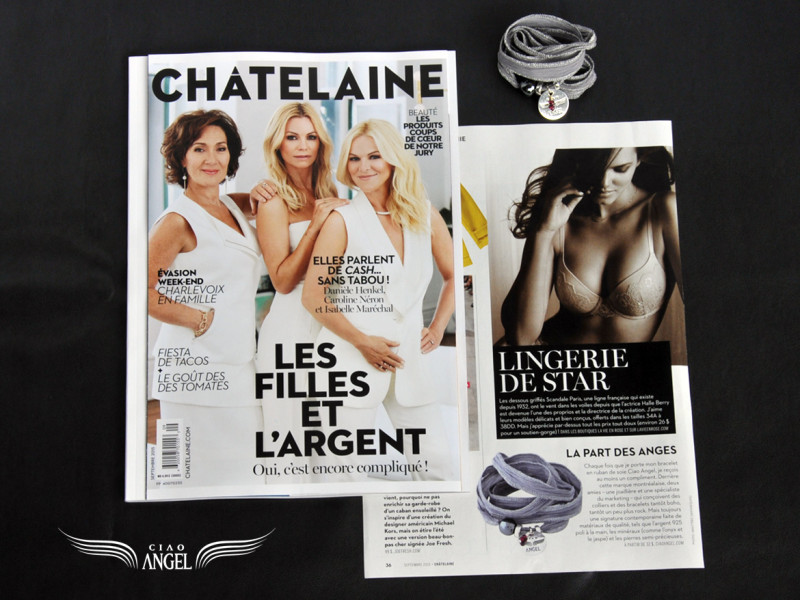 Châtelaine – Septembre 2015
